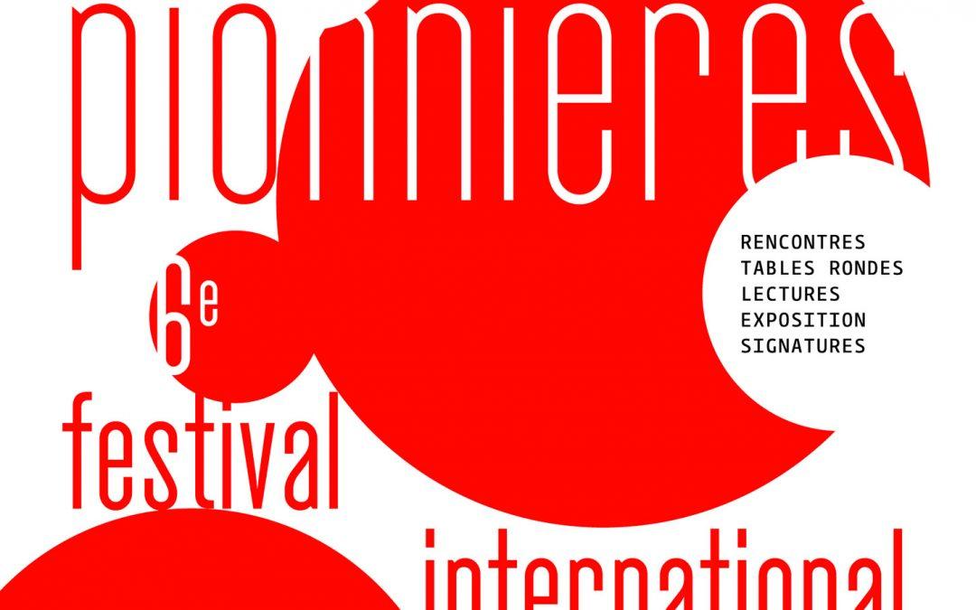 Festival International des Ecrits de Femmes à Saint-Sauveur